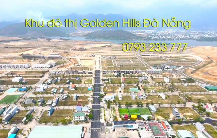 Khu Do Thi Golden Hills Da Nang