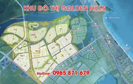 Khu đô thị Golden Hills Đà Nẵng