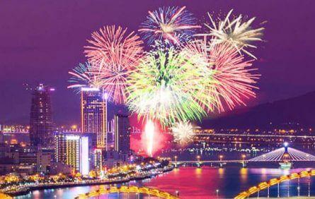 Lễ hội pháo hoa quốc tế 2017 tổ chức tại Đà Nẵng