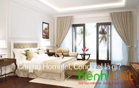 Căn hộ Hometel, Condotel là gì? Sự khác biệt giữa Hometel và Condotel