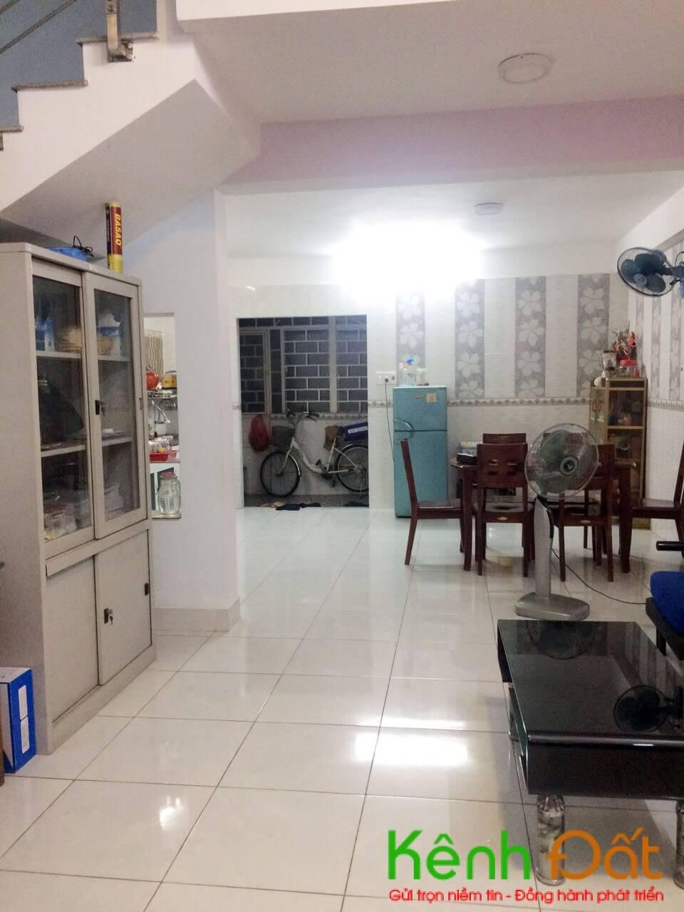 Cho thuê nhà đường Lê Nổ