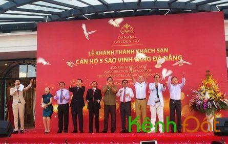 Khánh thành tổ hợp khách sạn 5 sao có bể bơi dát vàng lớn nhất thế giới