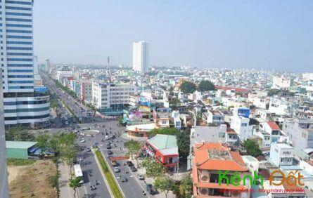 Giá đất Đà Nẵng tăng 7-8 lần so với năm 2012