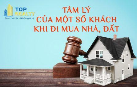 Tam Ly Khach Mua