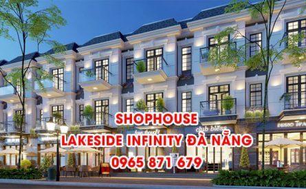 Shophouse Lakeside Infinity Đà Nẵng