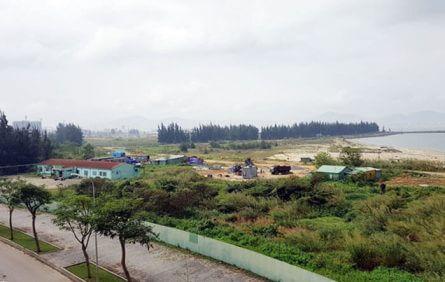 """Dự án khu đô thị Đa Phước của ông Vũ """"nhôm"""" được ưu ái cho triển khai - Ảnh: HỮU KHÁ"""
