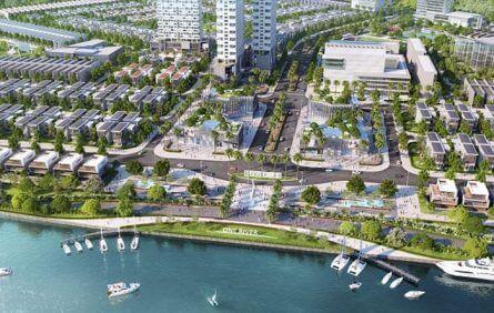 One River Villas là một trong những dự án BĐS hạng sang đầu tiên phía nam Đà Nẵng đang được triển khai