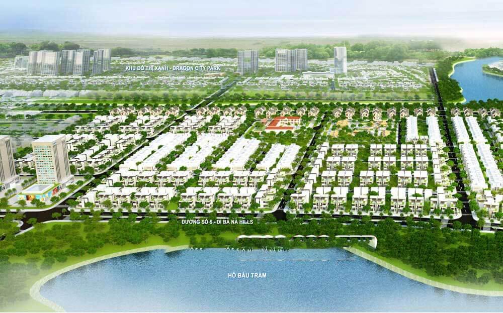 Dự án Homeland Central Park Đà Nẵng