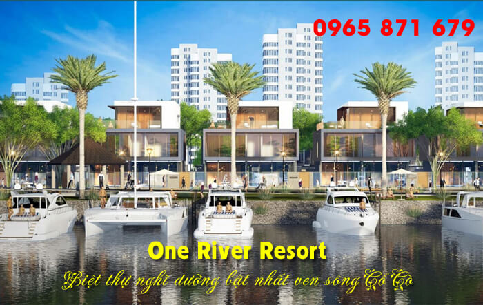 Biệt thự cao cấp One River Resort