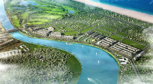 Quyết định cải tạo sông Cổ Cò của Chính phủ giúp cho hàng loạt các dự án BĐS tại phía nam Đà Nẵng trở nên nhộn nhịp
