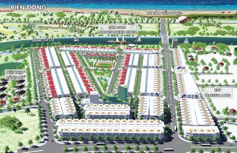 Khu Đô Thị Đất Quảng Green City Quảng Nam