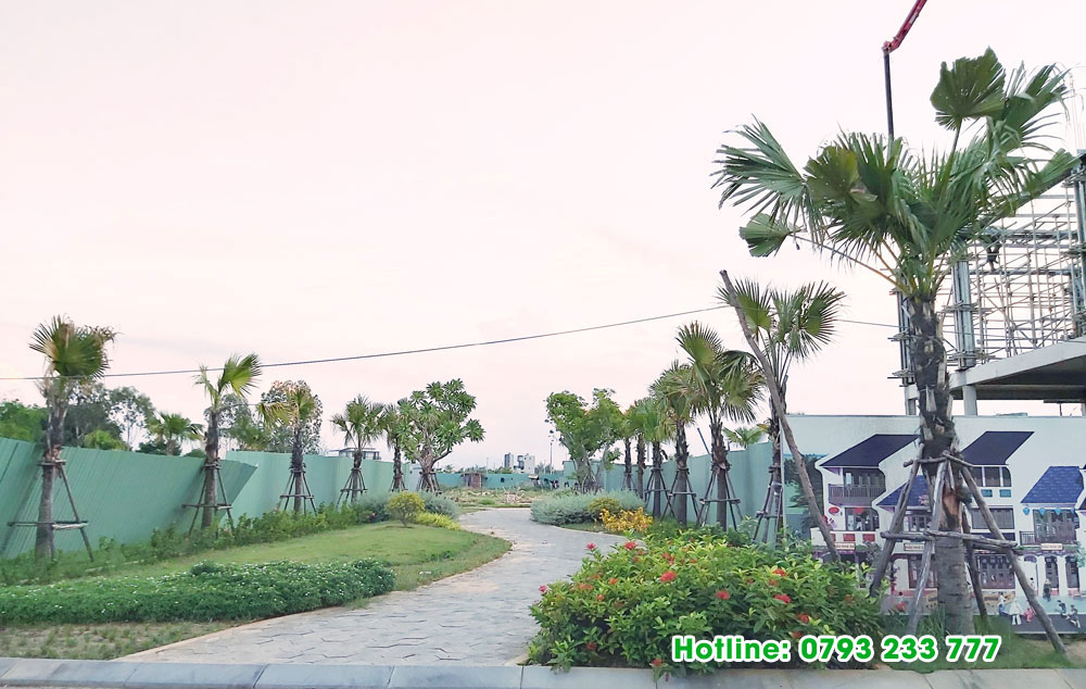 Hình ảnh Homeland Paradise Village