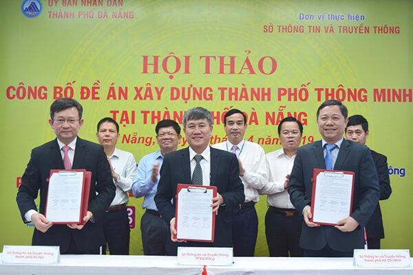 Đà Nẵng sẽ chi hơn 2.100 tỷ xây dựng Thành phố thông minh