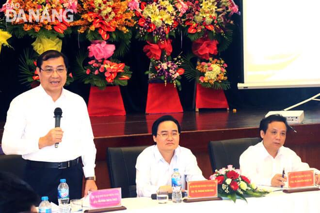 Day Nhanh Trien Khai Du An Lang Dai Hoc Da Nang