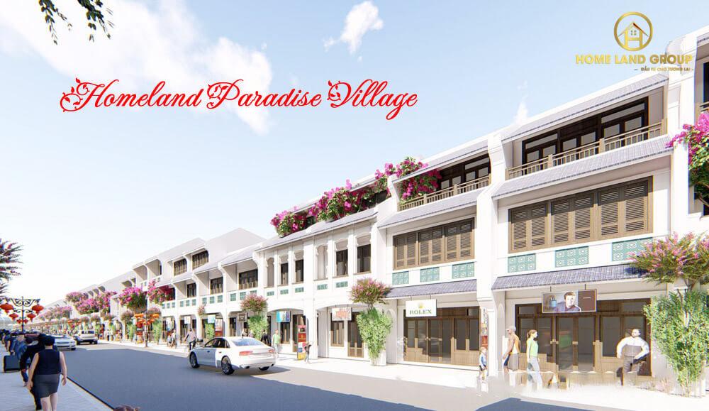 Du An Homeland Paradise Village