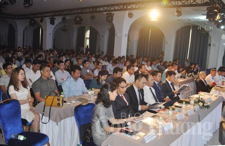 Hội thảo thu hút hơn 600 đại biểu tham dự