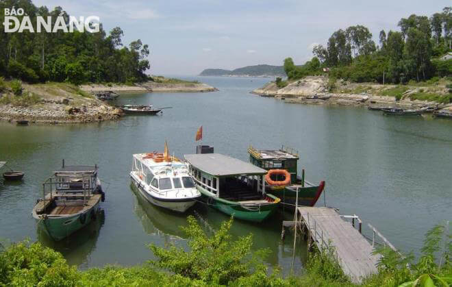 Đà Nẵng và Quảng Nam phối hợp quy hoạch phát triển giao thông đường thủy nội địa trên địa bàn 2 địa phương, trong đó có tuyến đường thủy nội địa ven biển Đà Nẵng – Cù Lao Chàm.