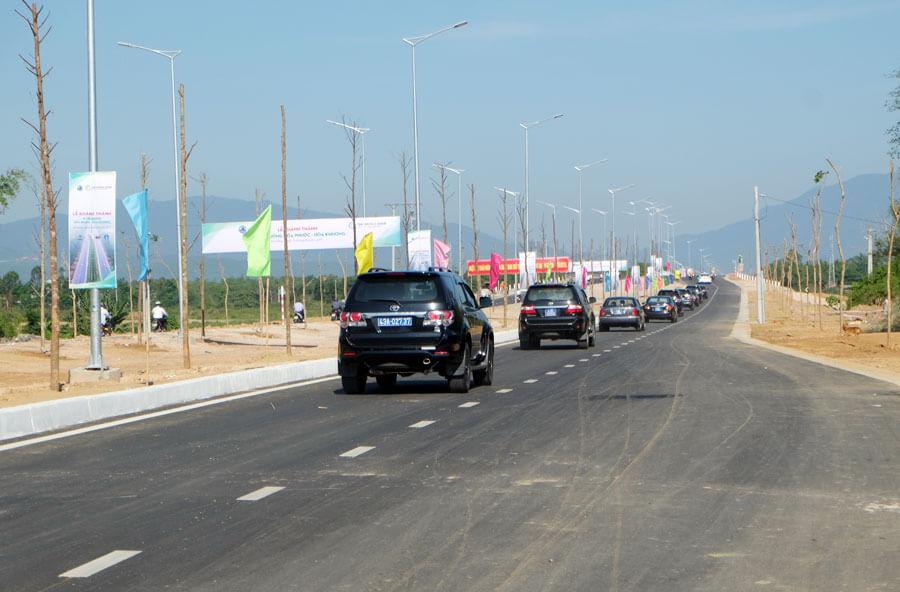 Tuyến đường Hòa Phước - Hòa Khương mở ra cơ hội cho các nhà đầu tư tiếp cận phía Tây Đà Nẵng