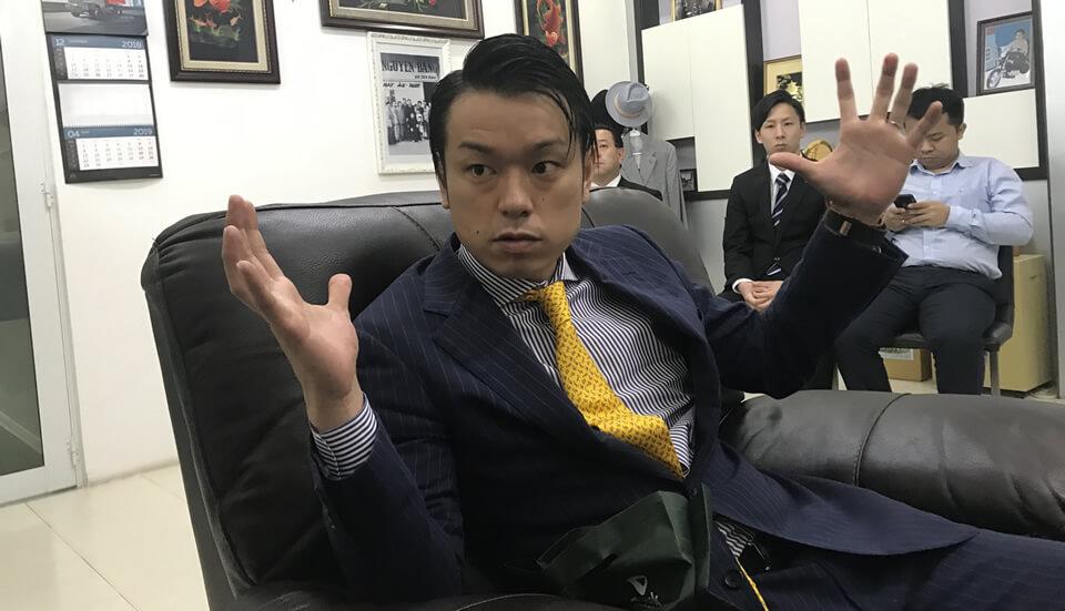 Yoshimune Odaka