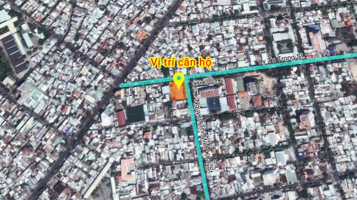 Center Point Da Nang Vi Tri Maps