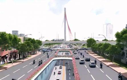 Đà Nẵng đầu tư 723 tỉ đồng cải tạo nút giao thông phía Tây cầu Trần Thị Lý