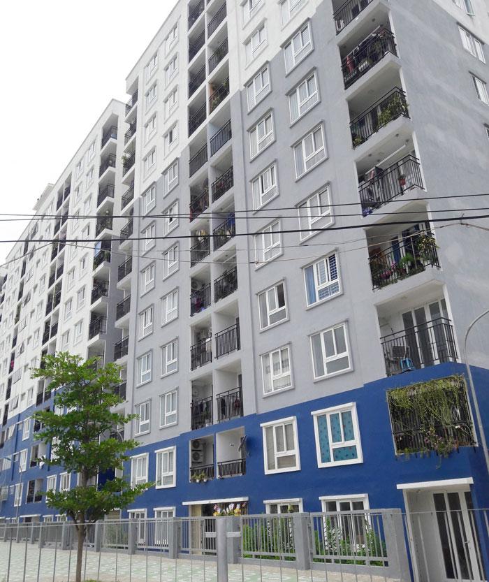 Chủ tịch UBND thành phố Huỳnh Đức Thơ đã giao Thanh tra thành phố thanh tra toàn diện việc quản lí, sử dụng nhà ở xã hội tại chung cư An Trung 2, phường An Hải Tây, quận Sơn Trà.
