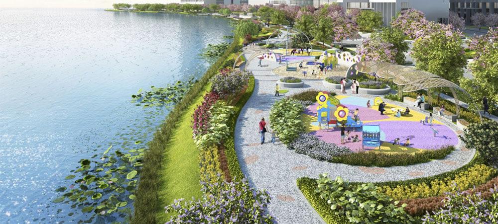 Hình ảnh Homeland Lotus Riverside