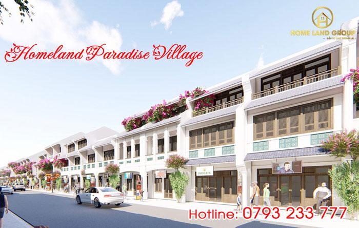 Homeland Paradise Village