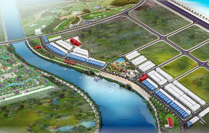 Khu đô Thị Ngọc Dương Riverside