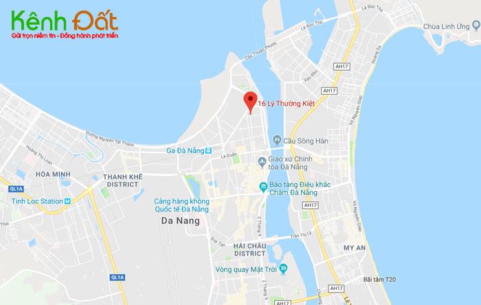 Vị Trí Căn Hộ F Home Đà Nẵng