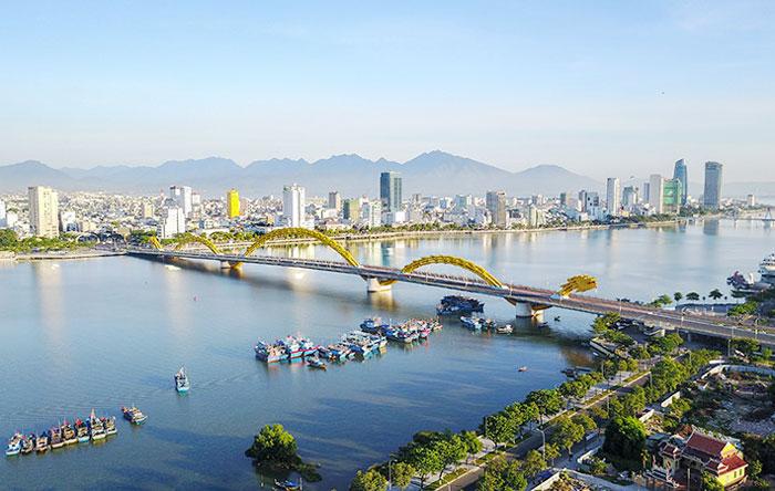Qua giai đoạn trầm lắng, bất động sản Đà Nẵng tăng trưởng và phát triển ổn định