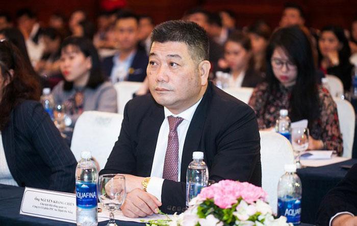 Ông Nguyễn Kháng Chiến - Chủ tịch Tập đoàn PPC An Thịnh