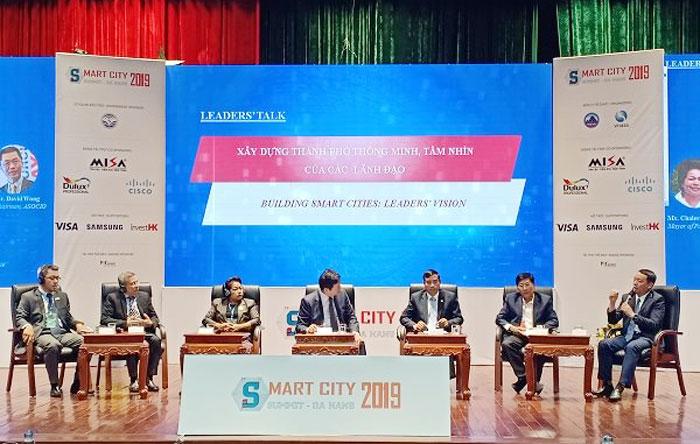 Tầm nhìn của lãnh đạo Đà Nẵng quyết định thành phố thông minh