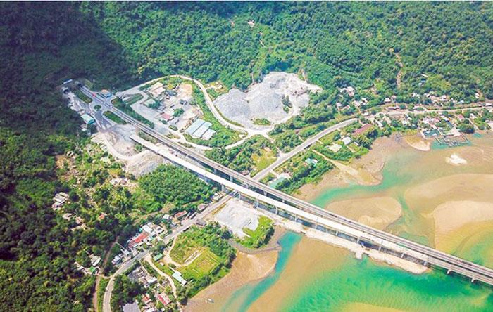 Việc thông hầm Hải Vân 2 sẽ đẩy giá BĐS khu Tây Bắc Đà Nẵng - nơi hưởng lợi lớn nhất của công trình này.