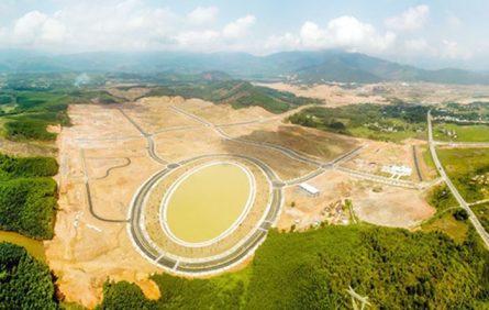 """""""Thung lũng Silicon"""" tại Tây Bắc Đà Nẵng đã hoàn thành giai đoạn 1, chờ bàn giao mặt bằng để mở rộng giai đoạn 2."""