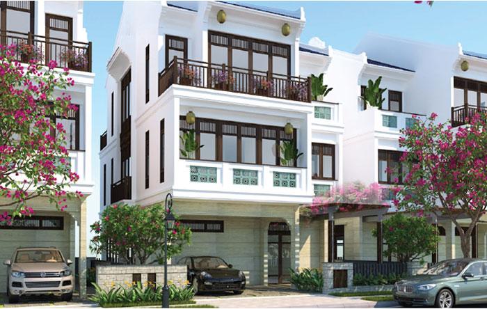 Dat Nen Biet Thu Homeland Paradise Village 1