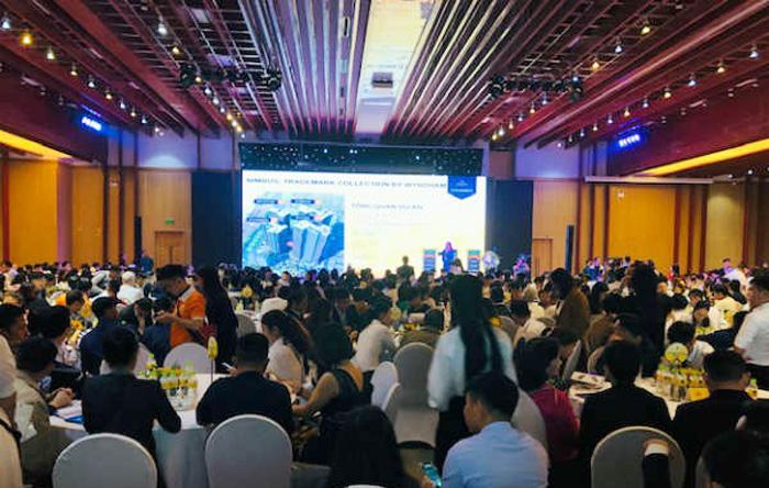 Toàn cảnh Lễ mở bán chính thức Tháp Nimbus – Wyndham Soleil Danang.