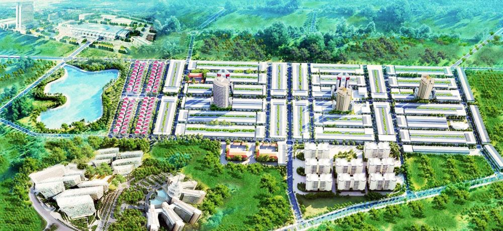 Khu đô Thị Phước Lý
