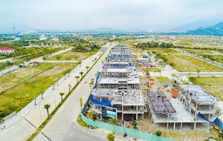 Khu Tây Bắc Đà Nẵng có nhiều dự án pháp lý đảm bảo, chất lượng tốt đang giao dịch sau đợt dịch (Ảnh: Dự án Golden Hills)