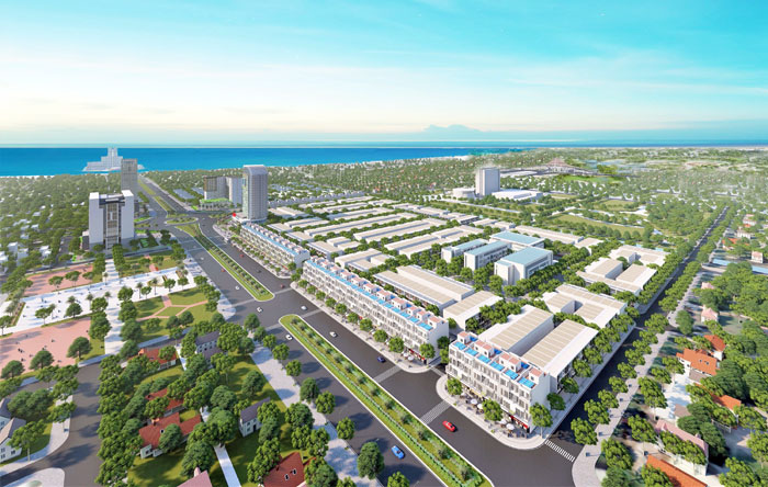 Khu phức hợp đô thị, thương mại cao tầng Phương Trang
