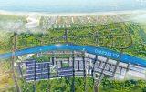 Phối cảnh tổng thể dự án Rosa Riverside Complex