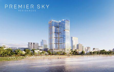 Căn hộ cao cấp sở hữu lâu dài Premier Sky Residences ngay mặt biển Mỹ Khê