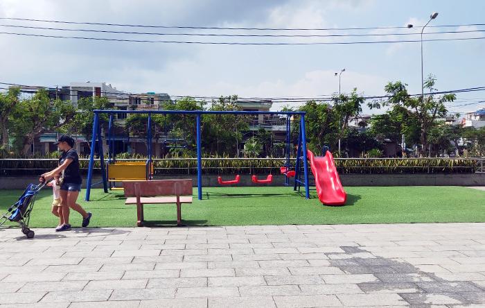 Sân vui chơi trẻ em tại Sơn Trà Ocean View