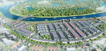 Mallorca River City - Dự án đất nền còn sót lại ven sông Cổ Cò