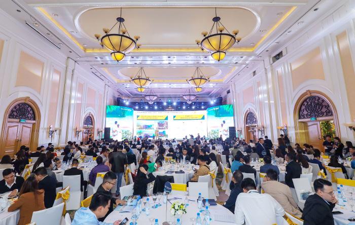 Lễ giới thiệu dự án Shantira Beach Resort & Spa diễn ra ngày 28/11 vừa qua tại Hà Nội