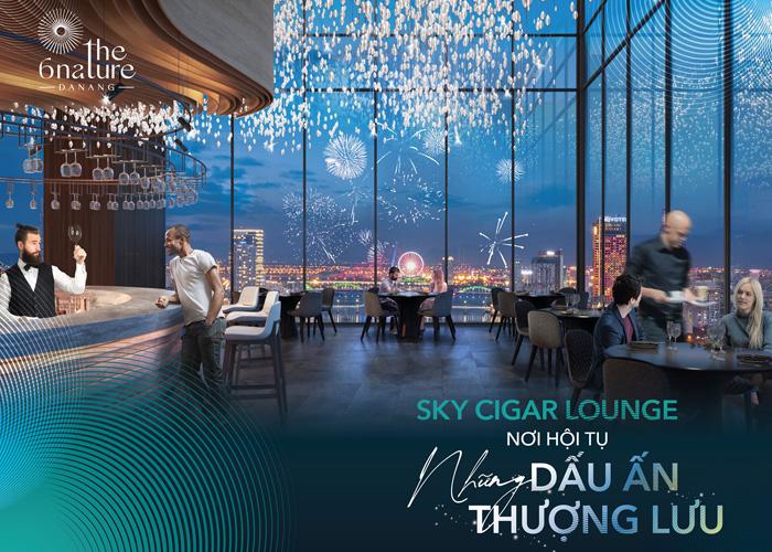Sky Cigar Lounge The 6nature Da Nang