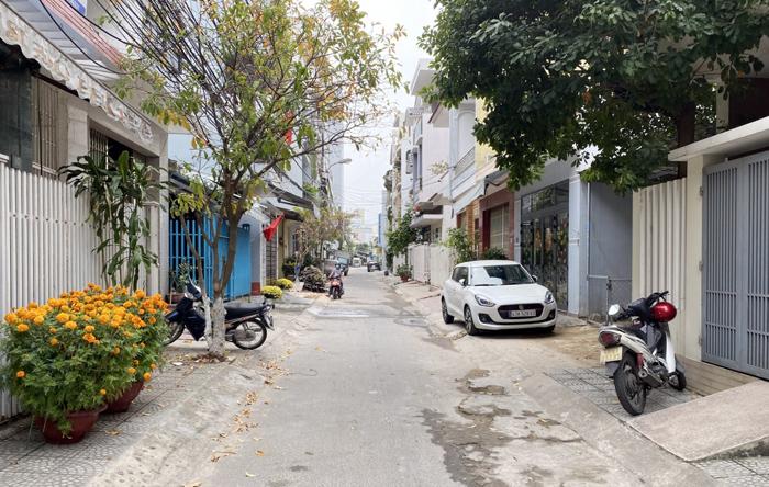 TP Đà Nẵng sẽ thu hẹp vỉa hè mở rộng lòng đường.