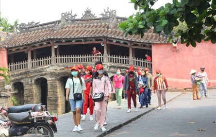 Nganh Du Lich Quang Nam Chuyen Minh Voi Nhung Tin Hieu Dang Mung