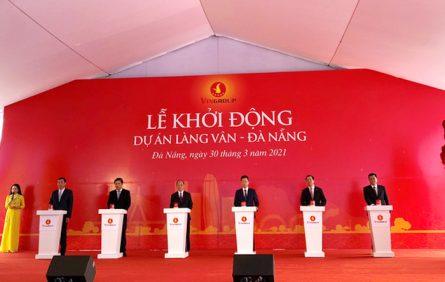 Vingroup Chinh Thuc Khoi Dong Dai Du An 35000 Ti Dong Tai Lang Van
