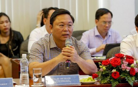 Chu Tich Quang Nam Le Tri Thanh